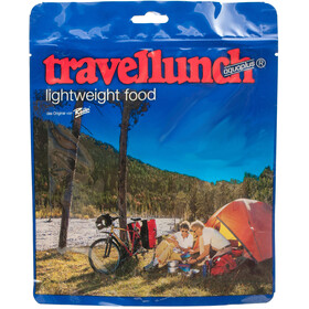 Travellunch Outdoor Meal 6 x 125/250g, lactose free